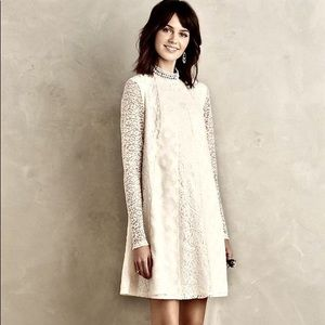 HD in Paris Anthropologie Lace Dress